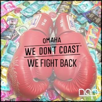 We Don't Coast We Fight Back