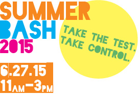 Summer Bash 2015 logo